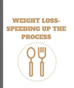 Speed up weight loss progress