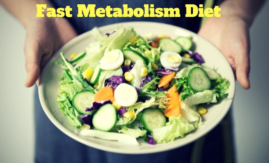try this fast metabolism diet