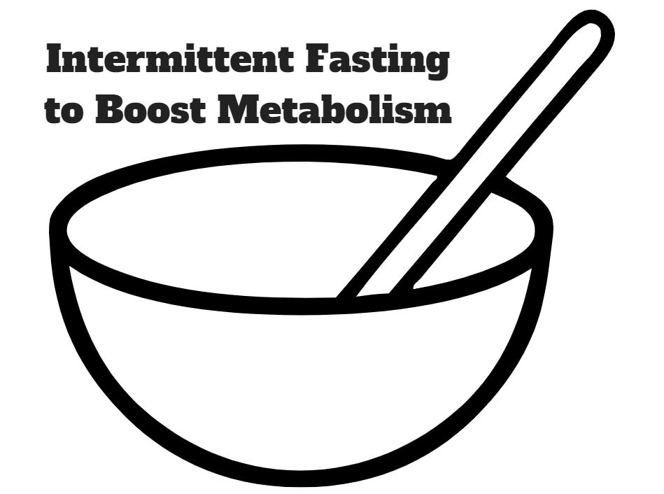 intermittent fasting to boost metabolism