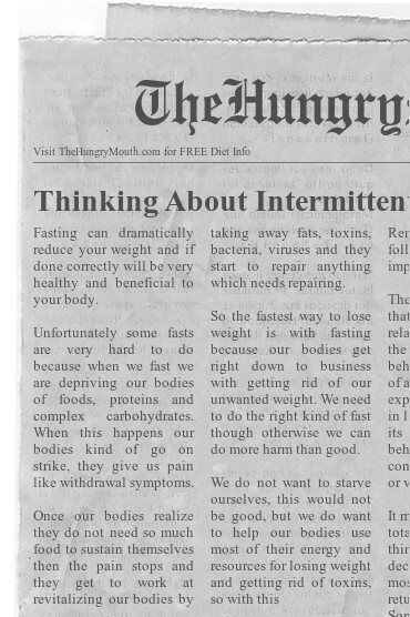 newspaper Thinking About Intermittent Dry Fasting Here's The Benefits