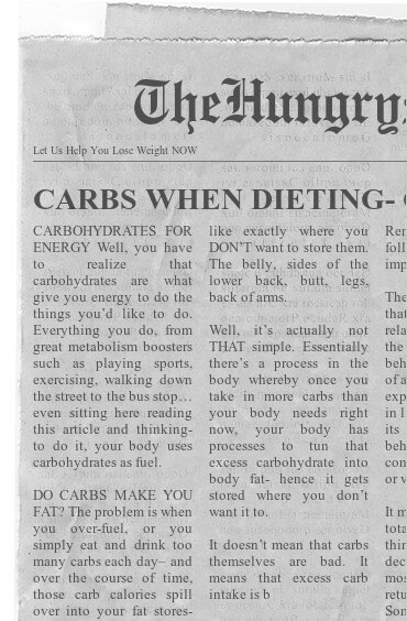 Carbs When Dieting- Can You Lose Weight Without Eliminating Them?