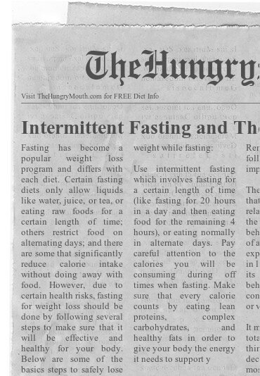 Intermittent Fasting and The Aging Woman Why I Stopped Dieting