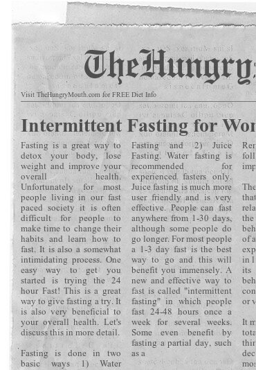 Intermittent Fasting for Women Over 40