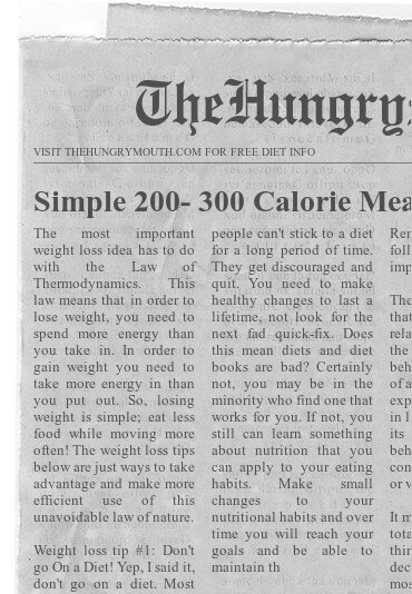 42 Simple 200- 300 Calorie Meals and Snacks