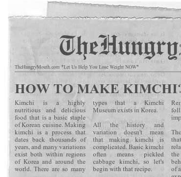 Want To Know How to Make Kimchi?