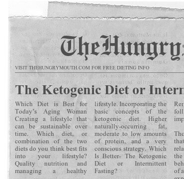 The Ketogenic Diet or Intermittent Fasting Which One Is Best