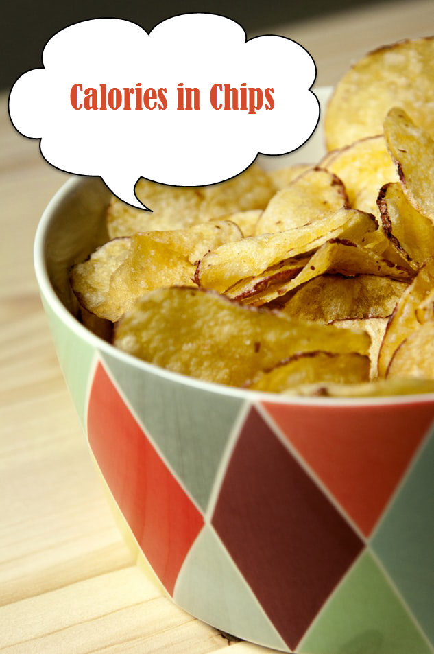 How Many Calories Are In Chips? (Not Good For Your Diet)