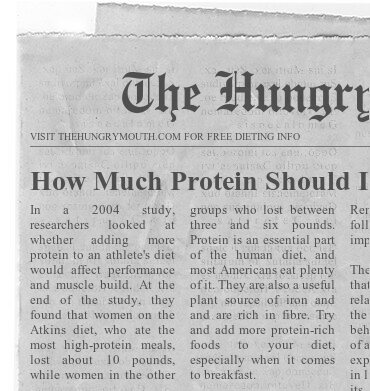 How Much Protein Should I Eat