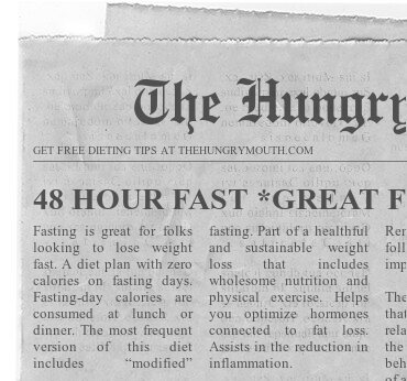 48 Hour Fast *Great for Beginners*